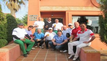 OLE!!!  Celebrate golf….. Spanish style